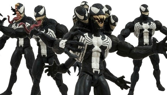 Interview With The Sculptor Marvel Select Venom S Jean St Jean