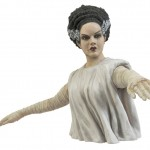 Bride of Frankenstein Bust Bank