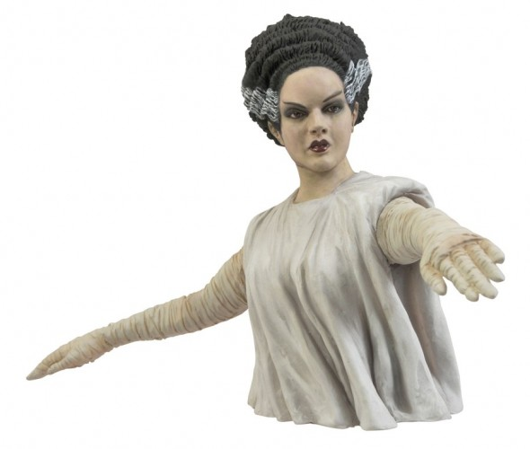 Bride of Frankenstein Bust Bank