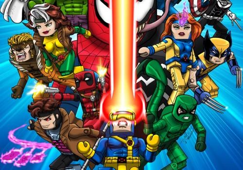 Marvel Universe Header