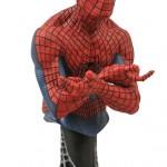 Spider-ManBust1