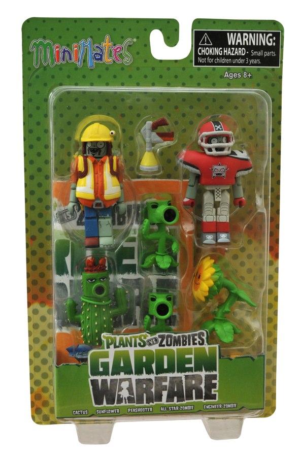 On sale this week batman x men plants vs zombies sin - Plants vs zombies garden warfare toys ...