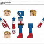 Marvel Walgreens Wave 1 - Captain America (Assemble)