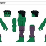 Marvel Walgreens Wave 1 - Hulk (Assemble)