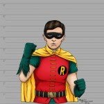 Batman Classic TV Series - Robin Bust Bank1