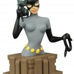 BatmanAnimatedCatwomanBust