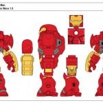 Marvel Walgreens Wave 1,5 - Hulkbuster Iron Man