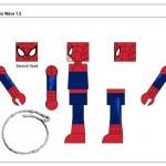 Marvel Walgreens Wave 1,5 - Spider-Man1