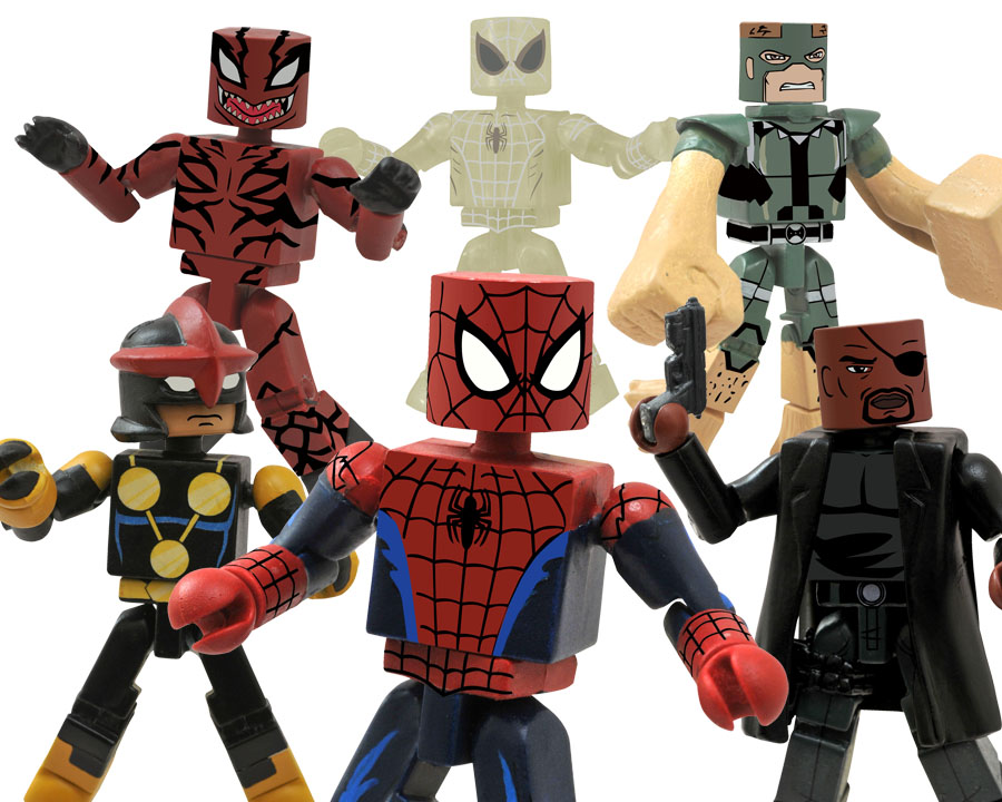 Marvel Minimates Series 20 Makes A Splash At Toys R Us Diamond