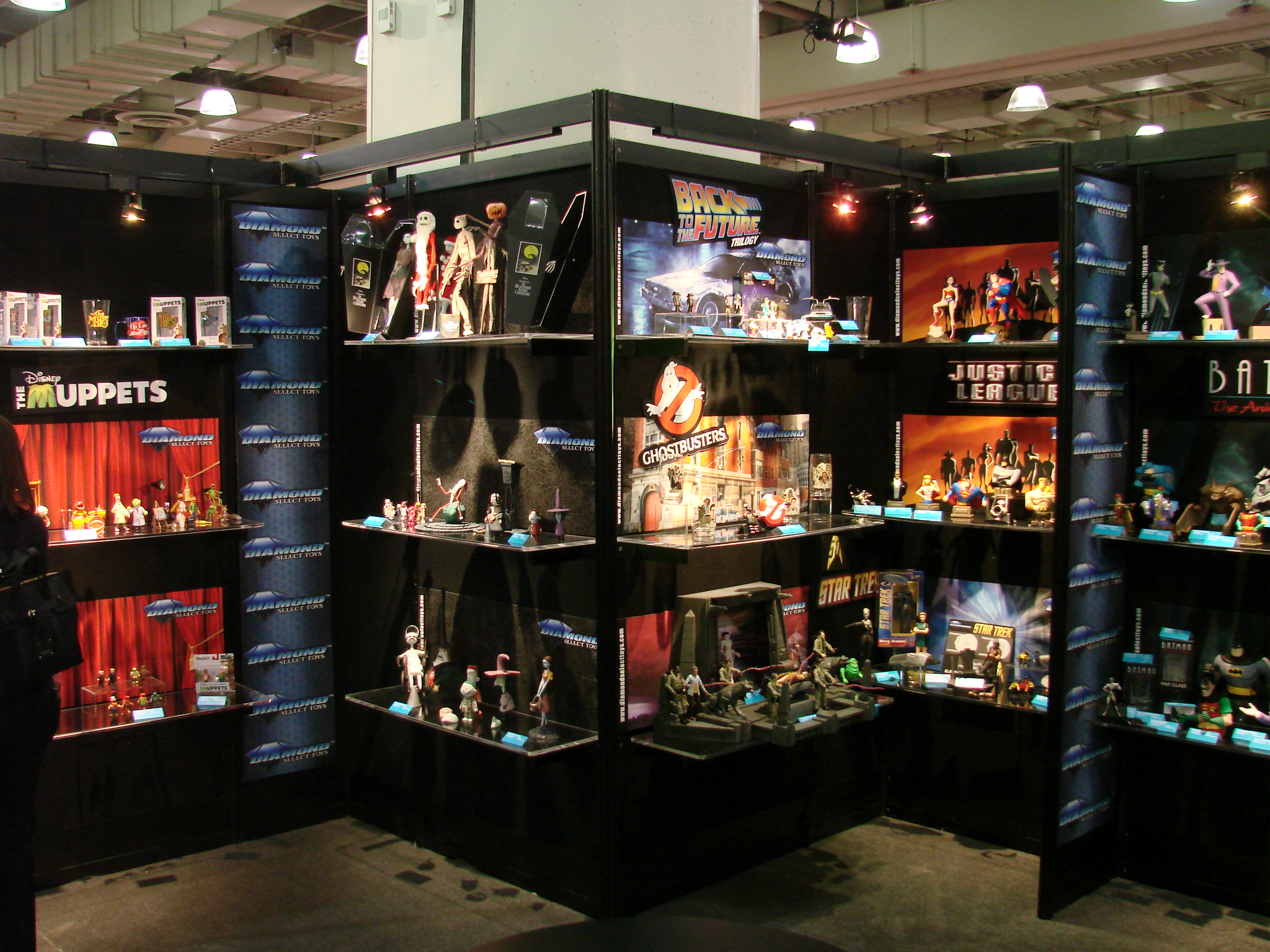 as seen at new york toy fair the complete list diamond select toys
