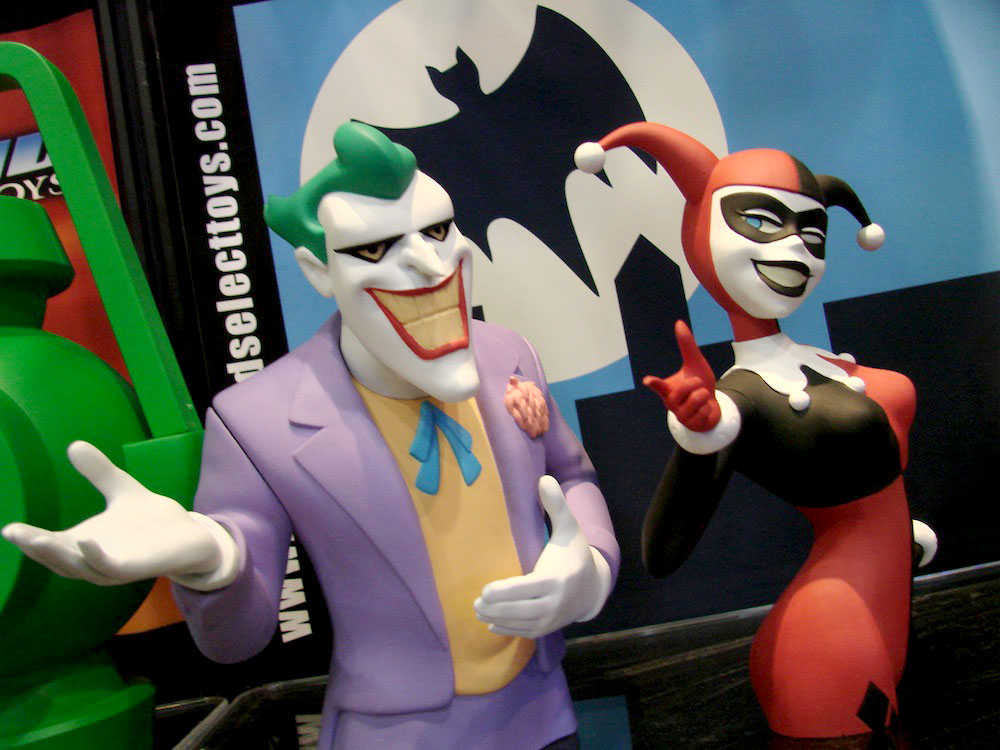 DC Collectibles Batman The Animated Series Harley Quinn