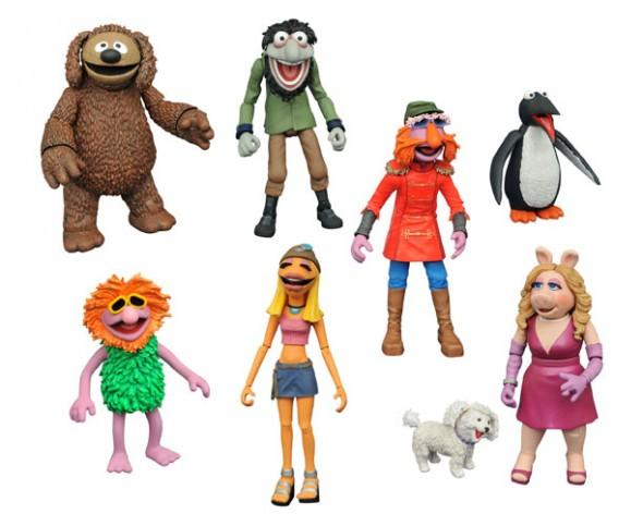 MuppetsFigures