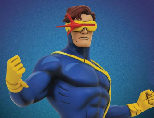 MarvelComicsCyclopsMiniBustPkg