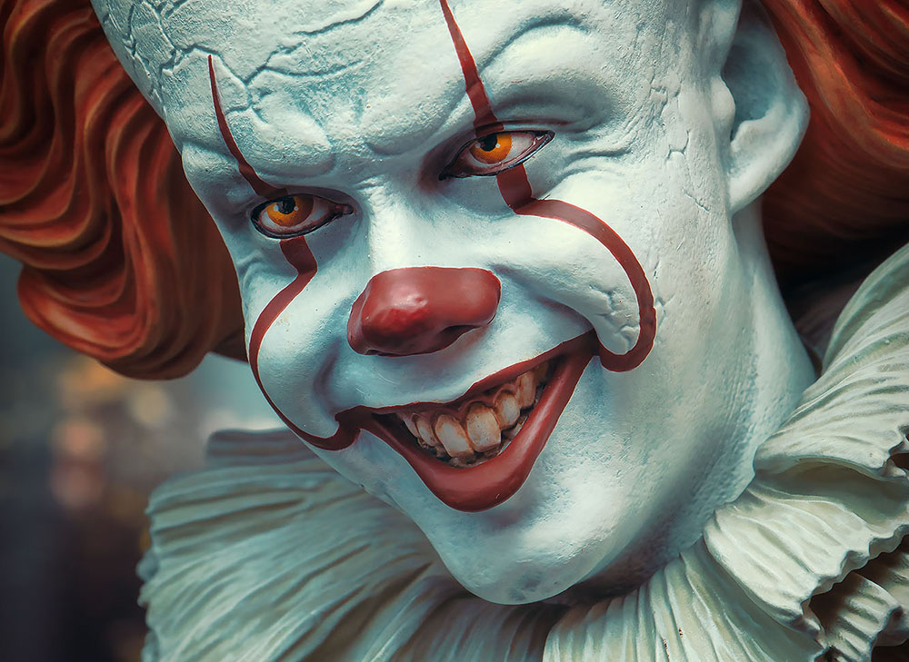 Legends In 3d Pennywise Diamond Select Toys