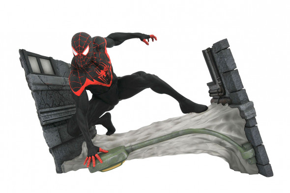 spidermanwebmilesgallery